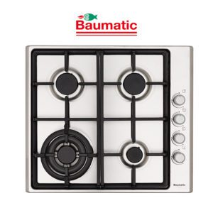 Baumatic BG4S - 60cm Gas Cooktop