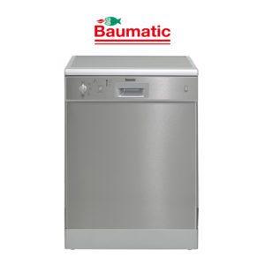 Baumatic 60cm Freestanding Dishwasher 14 Place Setting