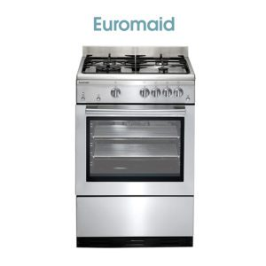 Gas Oven & Gas Cooktop