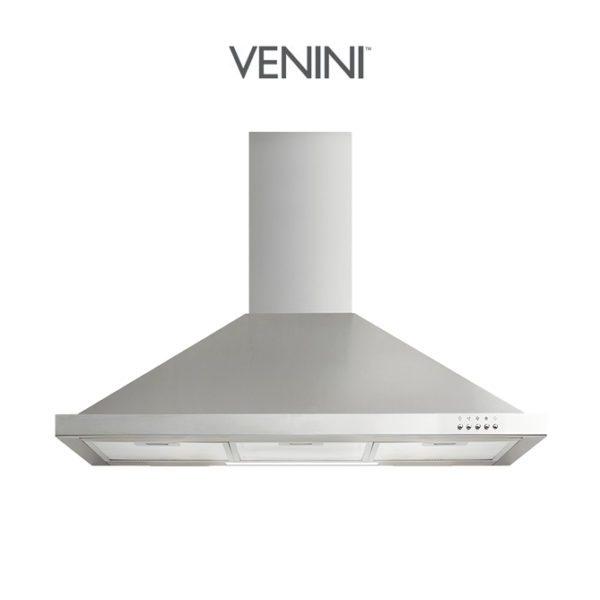 Venini GEH9011 – 90cm Wall Canopy Rangehood