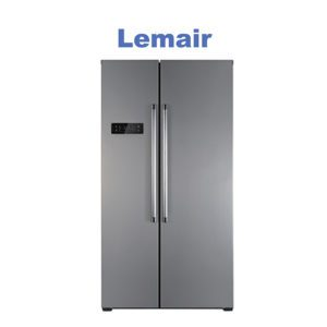 Lemair L550SX - 562L Side by Side Refrigerator