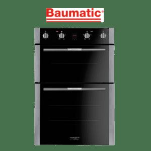 Baumatic BSDO69, Studio Solari 60cm 8 Function Double Oven