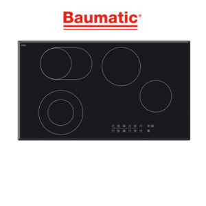 Baumatic BACE9004 - Best 90cm Ceramic Cooktop