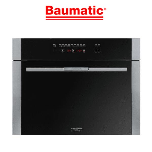 Baumatic BSCS45 – Studio Solari 60cm 6 Function 38 litre Steam Oven