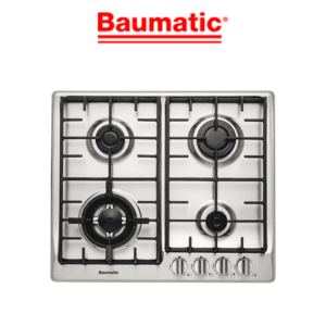 Baumatic BSSG64 - Studio Solari 60cm Gas Cooktop - Top Brand