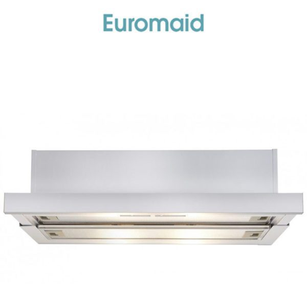 Euromaid RS6W – 60cm Slide Out Rangehood